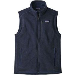 Patagonia Better Sweater Kamizelka Mężczyźni, neo navy S 2020 Bezrękawniki polarowe i wełniane