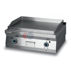 Grill płytowy elektryczny - płyta gładka dwie strefy grzewcze Lozamet linia 700 L700.GPE800G