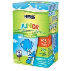 NESTLE JUNIOR 700g (2x350g) Mleko modyfikowane dla dzieci Od 2 roku życia