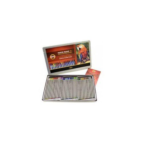 Kredki, Kredki Progresso Aquarell 36 kolorów kasetka metalowa - Koh-I-Noor