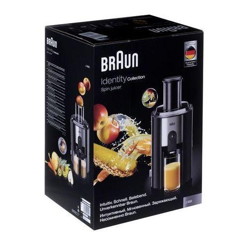 Sokowirówki, Braun J500