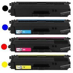 Zgodny multipak tonerów Brother HL-L8250CDN DCP-L8400 MFC-L8650 L8850 BkCMY tn 326/336/346/376 od MBM