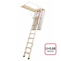Schody strychowe Fakro LTK Energy 70x120