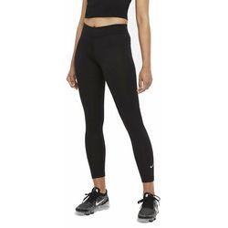 Legginsy damskie Nike NSW Essential 7/8 Czarne CZ8532 010