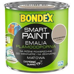 Emalia akrylowa Bondex Smart Paint konik na biegunach 0,2 l