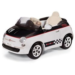 PEG PEREGO Samochód elektryczny Fiat 500 12V - BEZPŁATNY ODBIÓR: WROCŁAW!