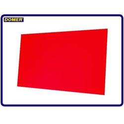Blacha powlekana czerwona RAL 3000 2500 x 1250 x 0,5 mm - arkusz