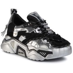 Sneakersy BIG STAR - FF274A527A Black/Silver