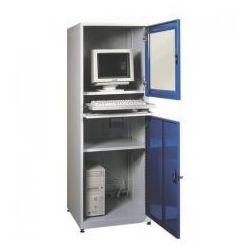 Metalowa szafka pod komputer przemysłowy SMK 1a
