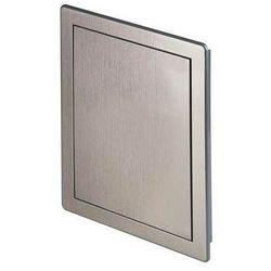 Drzwiczki rewizyjne plastikowe 15x20 srebrne DT11SR Awenta
