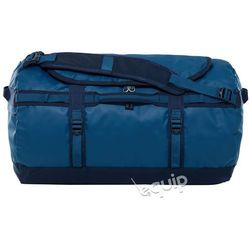 Torba podróżna The North Face Base Camp Duffel S II - monterey blue/urban navy
