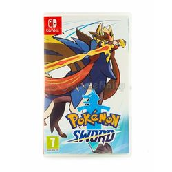 Pokémon Sword (SWITCH) // WYSYŁKA 24h // DOSTAWA TAKŻE W WEEKEND! // TEL. 696 299 850