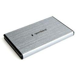 """GEMBIRD OBUDOWA HDD/SSD USB 3.0 2.5"""" SATA, SZARA - EE2-U3S-3-GR"""