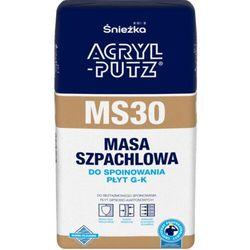 ŚNIEŻKA Acryl-Putz® MS30 Masa Szpachlowa do Spoinowania Płyt G/K