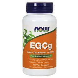 EGCg Green Tea Extract 400mg 90 kaps.