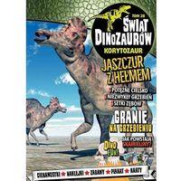 Książki dla dzieci, Świat Dinozaurów 28 KORYTOZAUR. Darmowy odbiór w niemal 100 księgarniach!