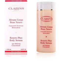 Clarins Body Age Control & Firming Care serum ujędrniające do nawilżenia i ujędrnienia skóry (Renew-Plus Body Serum) 200 ml