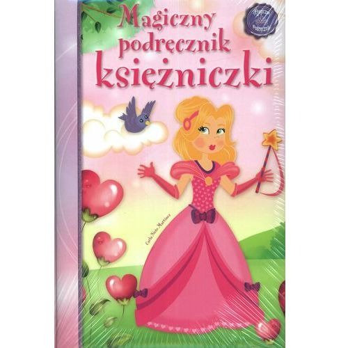 Książki dla dzieci, MAGICZNY PODRĘCZNIK KSIĘŻNICZKI (opr. twarda)