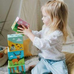 Trefl Baby cubes - W lesie - Little Planet