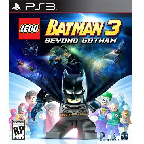 Gry na PS3, LEGO Batman 3 Poza Gotham (PS3)
