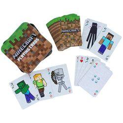 PP MINECRAFT PLAYING CARDS - PP6587MCF- Zamów do 16:00, wysyłka kurierem tego samego dnia!