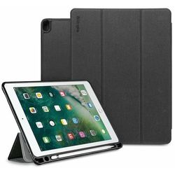 Ringke Smart Case etui na tablet Smart Sleep z podstawką iPad Pro 10.5 2017 czarny (PDAP0003)