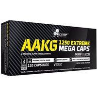 Aminokwasy, AAKG 1250 Extreme Mega Caps 120kaps - 120kaps
