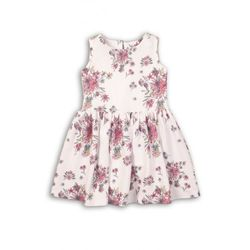 Sukienka dziewczęca w kwiaty 5K36AS Oferta ważna tylko do 2022-06-05