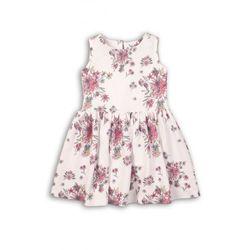 Sukienka dziewczęca w kwiaty 5K36AS Oferta ważna tylko do 2022-08-21