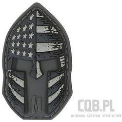 Naszywka Maxpedition SPRTS Stars and Stripes Spartan Helmet Swat