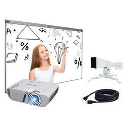 ZESTAW: AVTek TT-Board 80 + Viewsonic PJD5353LS + uchwyt WM1200 - PROMOCJA