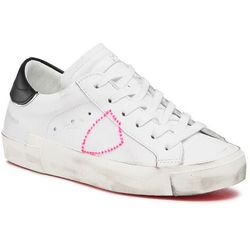 Sneakersy PHILIPPE MODEL - Prsx PRLD VBF3 Neon/Blanc Fucsia