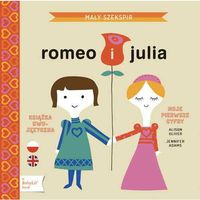 Książki dla dzieci, Romeo i Julia - Jennifer Adams (opr. kartonowa)