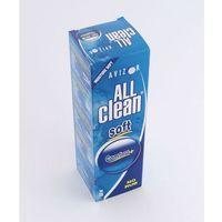 Płyny pielęgnacyjne do soczewek, Avizor All Clean Soft 500ml