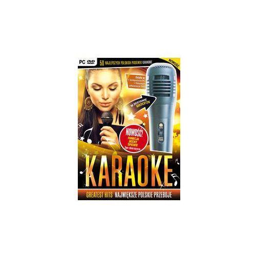Gry PC, Karaoke Greatest Hits Największe Polskie Przeboje (PC)