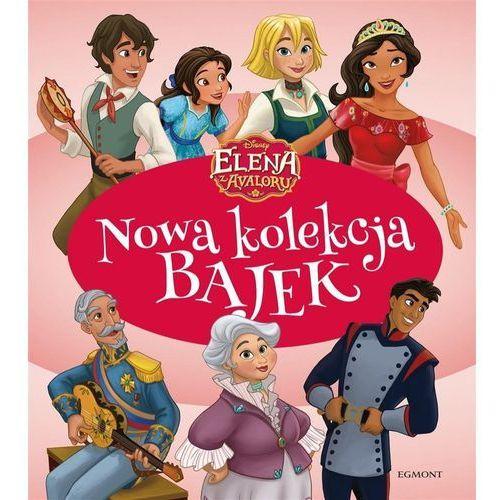 Książki dla dzieci, Nowa kolekcja bajek. Elena z Avalonu (opr. twarda)