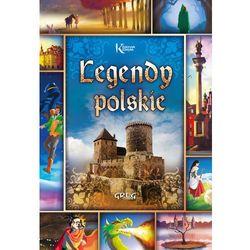 Legendy polskie .Kolorowa klasyka (opr. twarda)