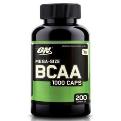 Optimum Nutrition BCAA 1000 200 kaps