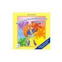 Książki dla dzieci, WIEWIÓRKA PRYMULKA POZNAJE KOLORY (opr. miękka)