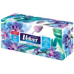 VELVET 90szt Dream Chusteczki higieniczne Pudełko