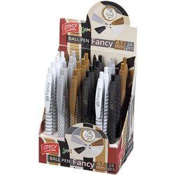 Długopis automatyczny Fancy 0,7 mm Easy Flow