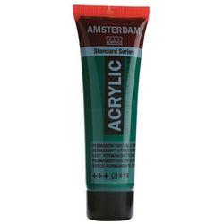 Farba akryl AMSTERDAM 120ml. - perm.green dp 619
