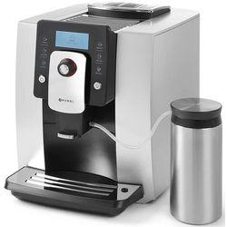 Hendi Ekspres do kawy automatyczny one touch | srebny | 1,8L | 1400W | 302x450x(H)370mm - kod Product ID
