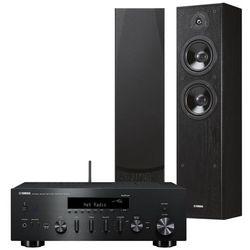Zestaw Stereo YAMAHA RN602/NSF51 Czarny
