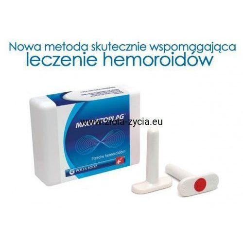 Leki na hemoroidy, Magnetoplag - Unikalna metoda leczenia hemoroidów stałym polem magnetycznym