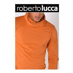 Koszulka with Neck Scarf REGULAR FIT Roberto Lucca 70224 11222