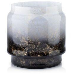 Cristie wazon H20 czarno-biały