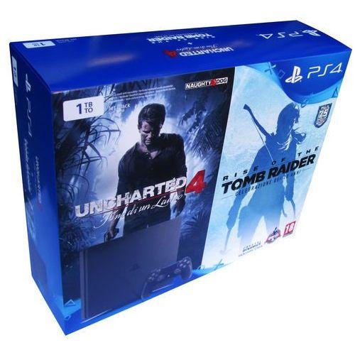 Konsole do gier, Konsola Sony PlayStation 4 1TB Wysyłka w 24H