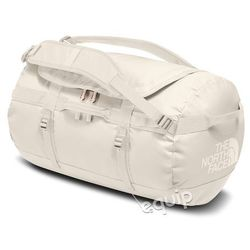 Torba podróżna The North Face Base Camp Duffel S II - vintage white/burnt coral
