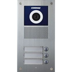Kamera 3-abonentowa z regulacją optyki i czytnikiem RFID Commax DRC-3UC/RFID